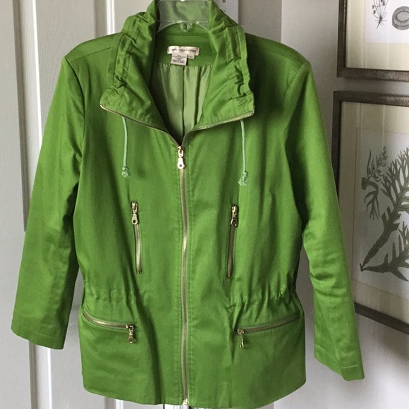 e8bef8d7da NORDSTROM Jacket with Zipper details